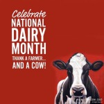 dairy month june