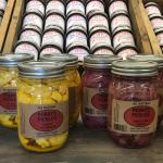 Jams & jelly /  Perry's Pickles!