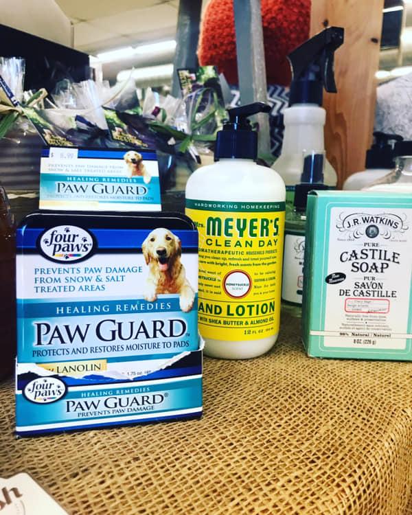 paw guard